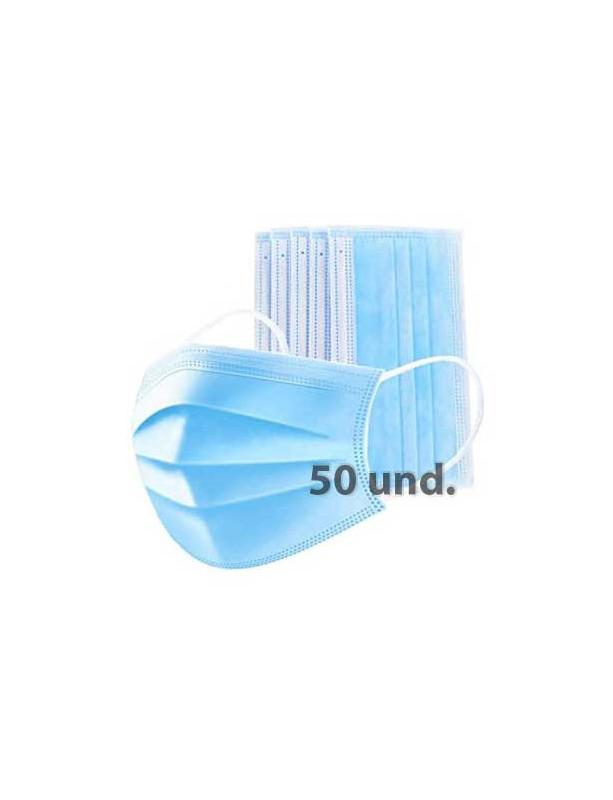 Mascarilla Higienica Desechable