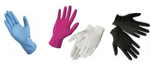 guantes nitrilo teko